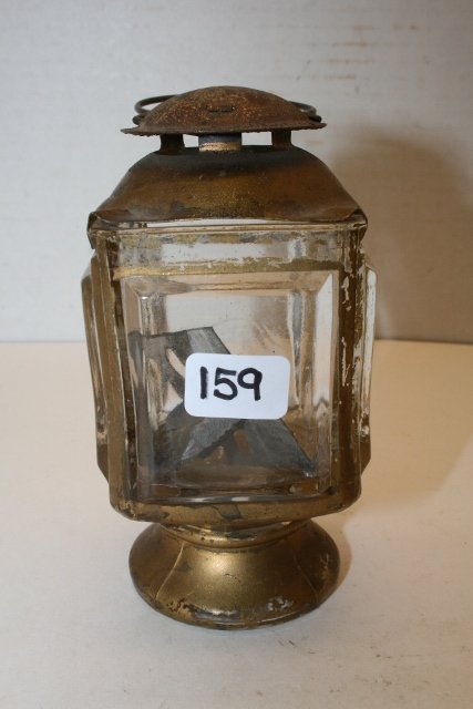 Square Lantern Candy Container