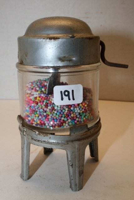 Washing Machine Candy Container