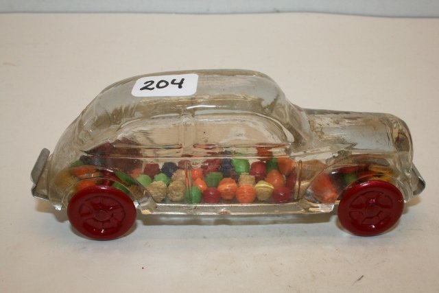 Steam Liner Candy Container