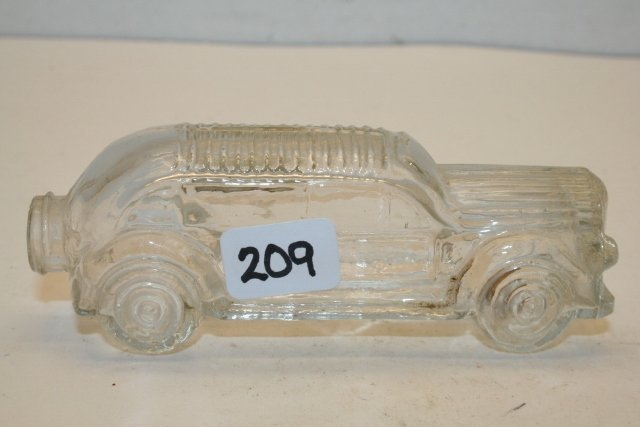 Sedan Candy Container