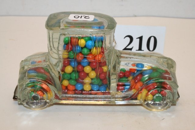 Coupe Candy Container