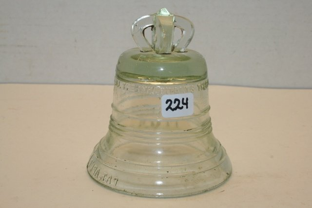 Liberty Bell Candy Container