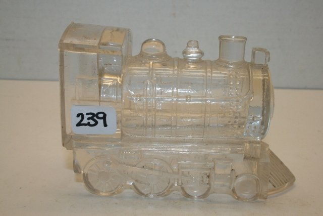 Locomotive Candy Container