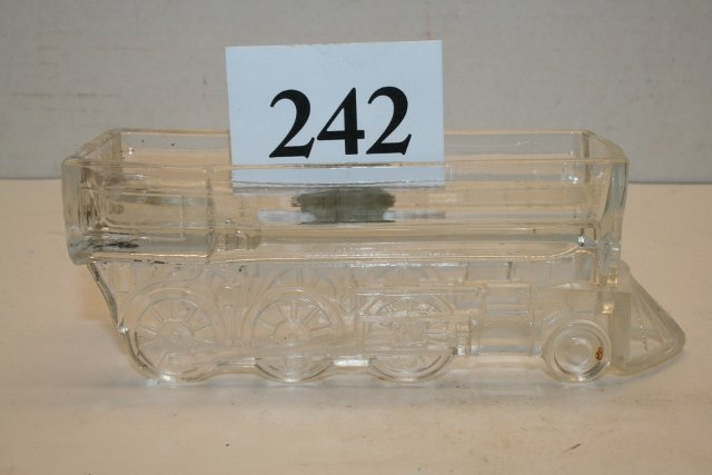 Lower Section of Steam Locomotive Candy Container