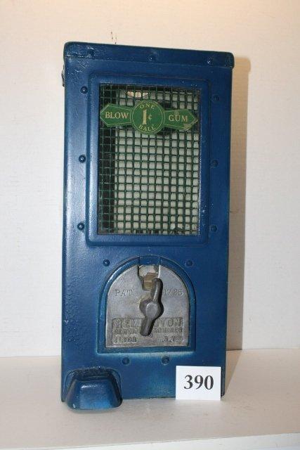 Remington Gumball Machine