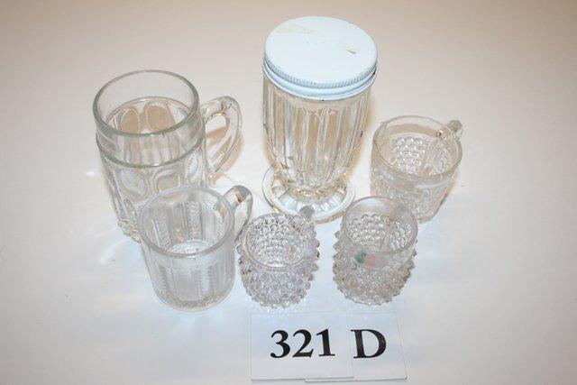 Covered Glass, Root Beer Mug, 4 Mugs