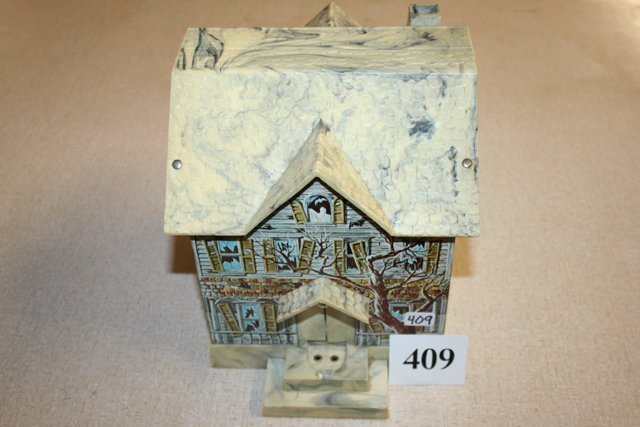 Battery Operated Haunted House