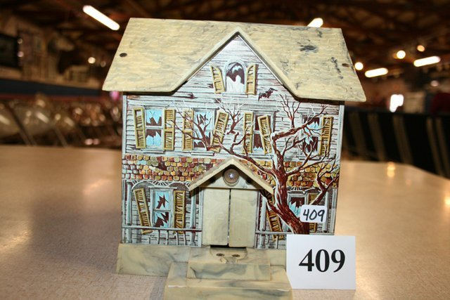 Battery Operated Haunted House - 2