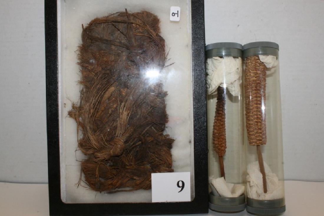 "3 Items: Cave Finds, Arizona, 9"" Sandal"