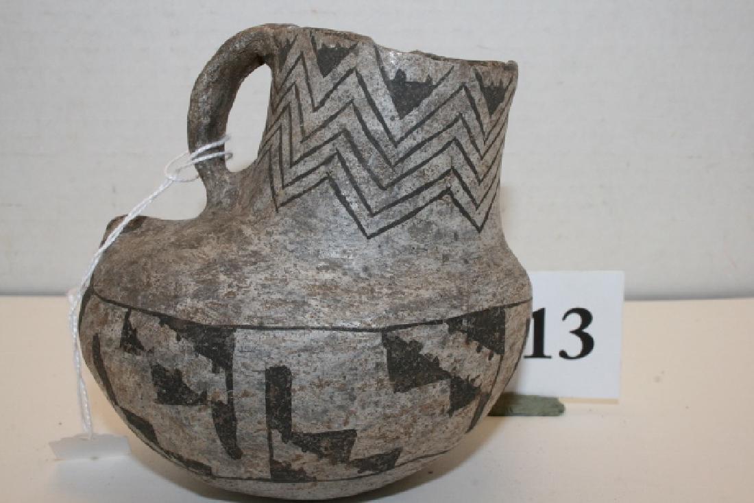 B & W Anasazi Duck Pot