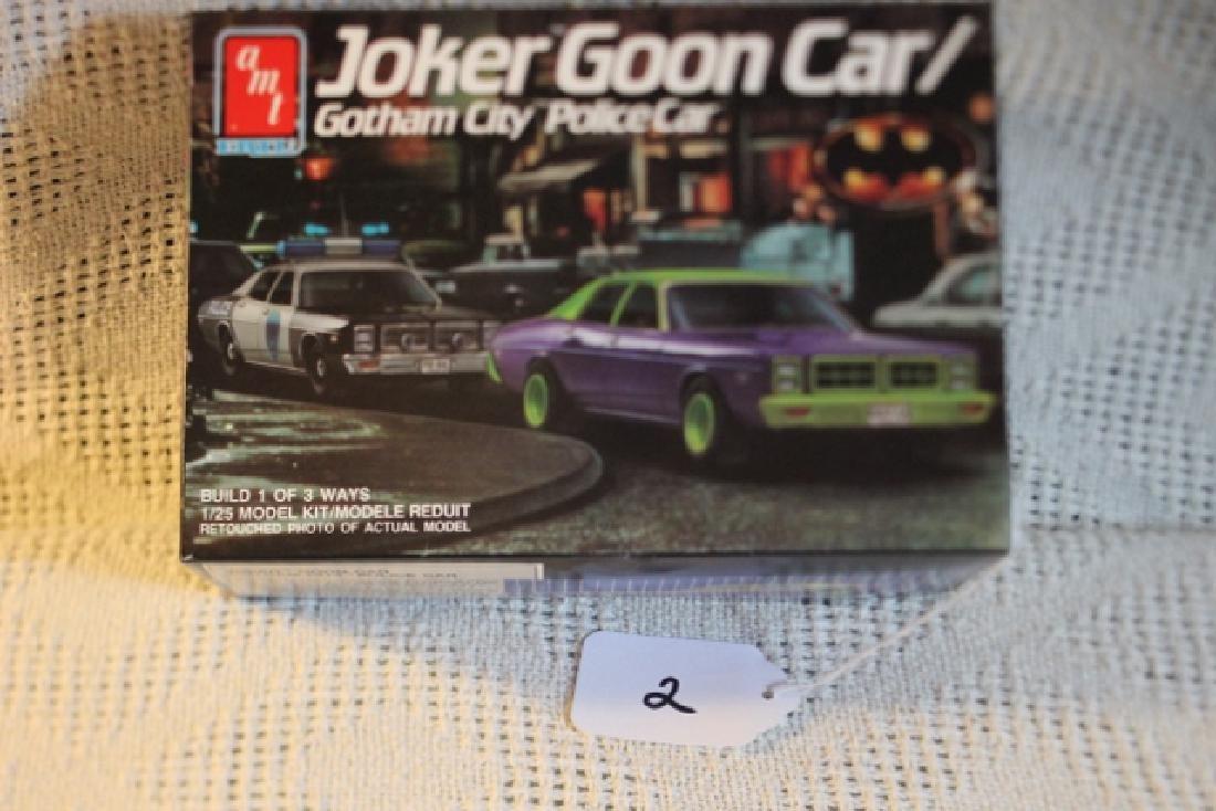 Joker Goon Car/Gotham City Police Car