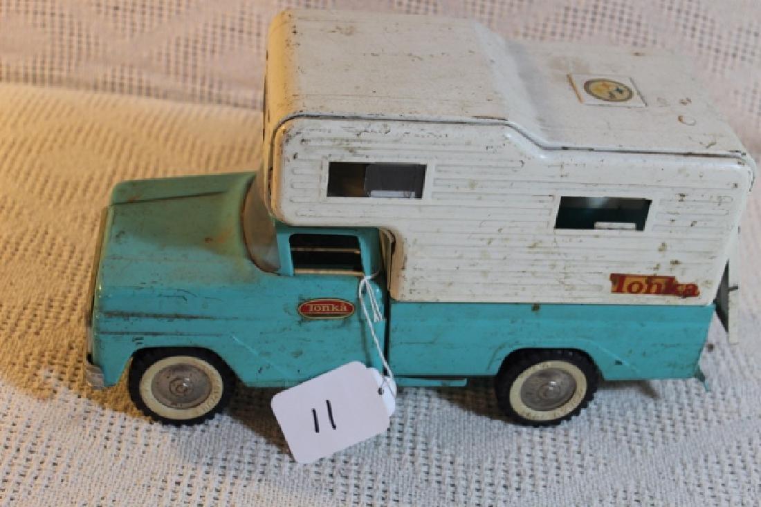 Tonka pickup camper special