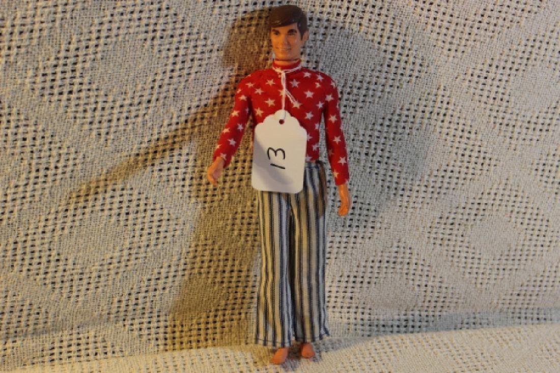 1968 Mattel Ken doll