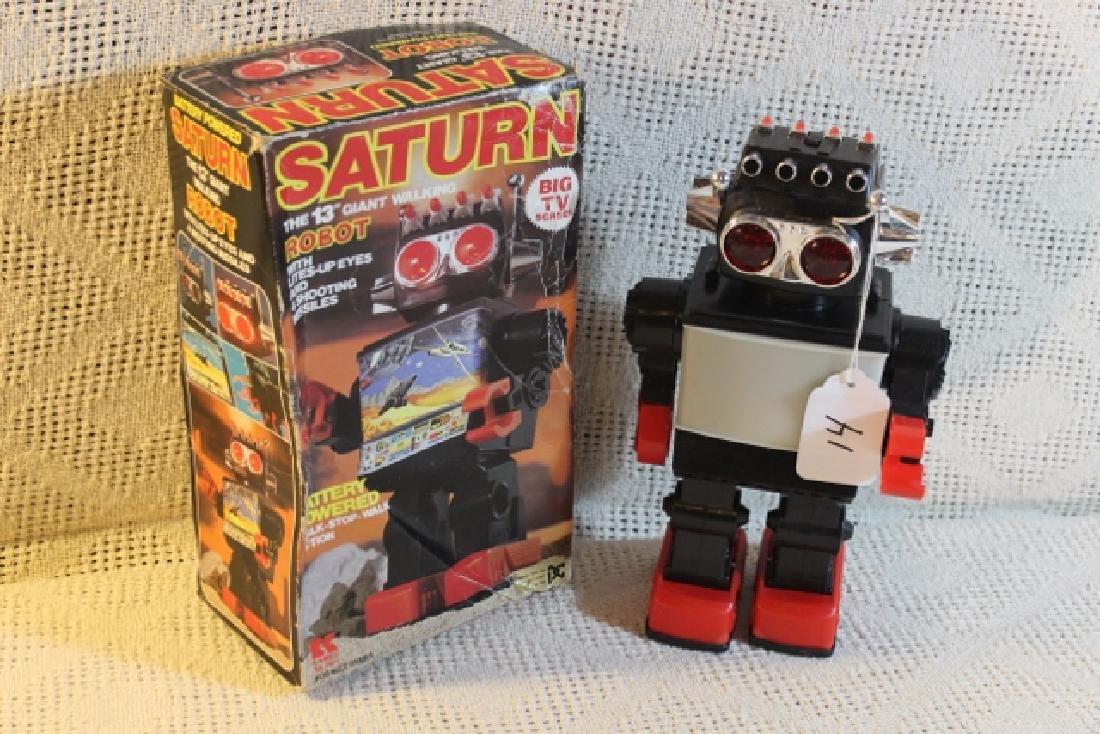 """Saturn 13"""" walking robot"""