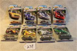 Hot Wheels Ford Performance set