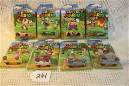 Hot Wheels Super Mario set