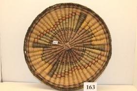 Polychrome Hopi Tray