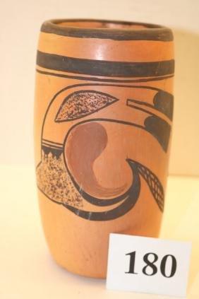 Hopi Cylinder Jar