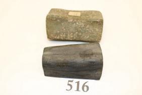 Porphorictic Stone Saddle Bannerstone