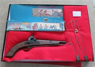 Civil war musket Kadet Savannah Tenn. Toy