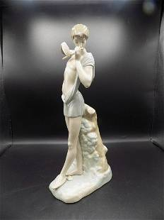 Fine vintage NAO porcelain figure