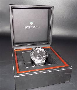 Good looking Tag Heuer Chronometer wristwatch