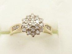 Hallmark Cluster Ring