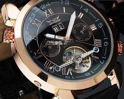 mens luxury sports watch