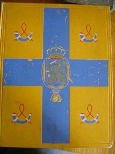 Commemorative Book 1898-1923 Queen Wilhelmina