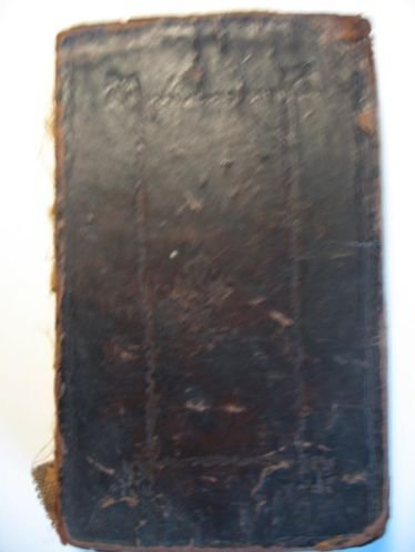 1806 Evangelical Hymns Johannes Allart