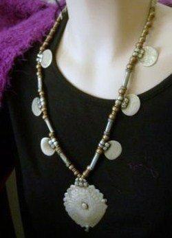Radjastan necklace from India