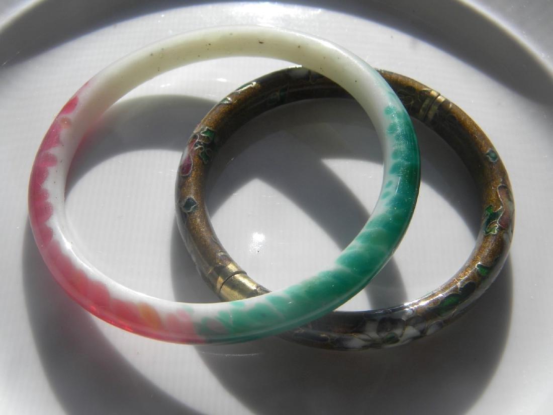 Two Antique Bracelet