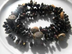 Antique Seed Bead Necklace