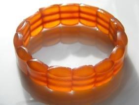 Antique Natural Baltic Amber Bracelet