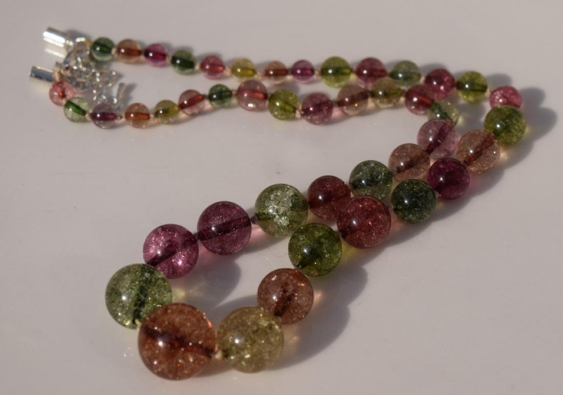 Vintage Bead Necklace - 2