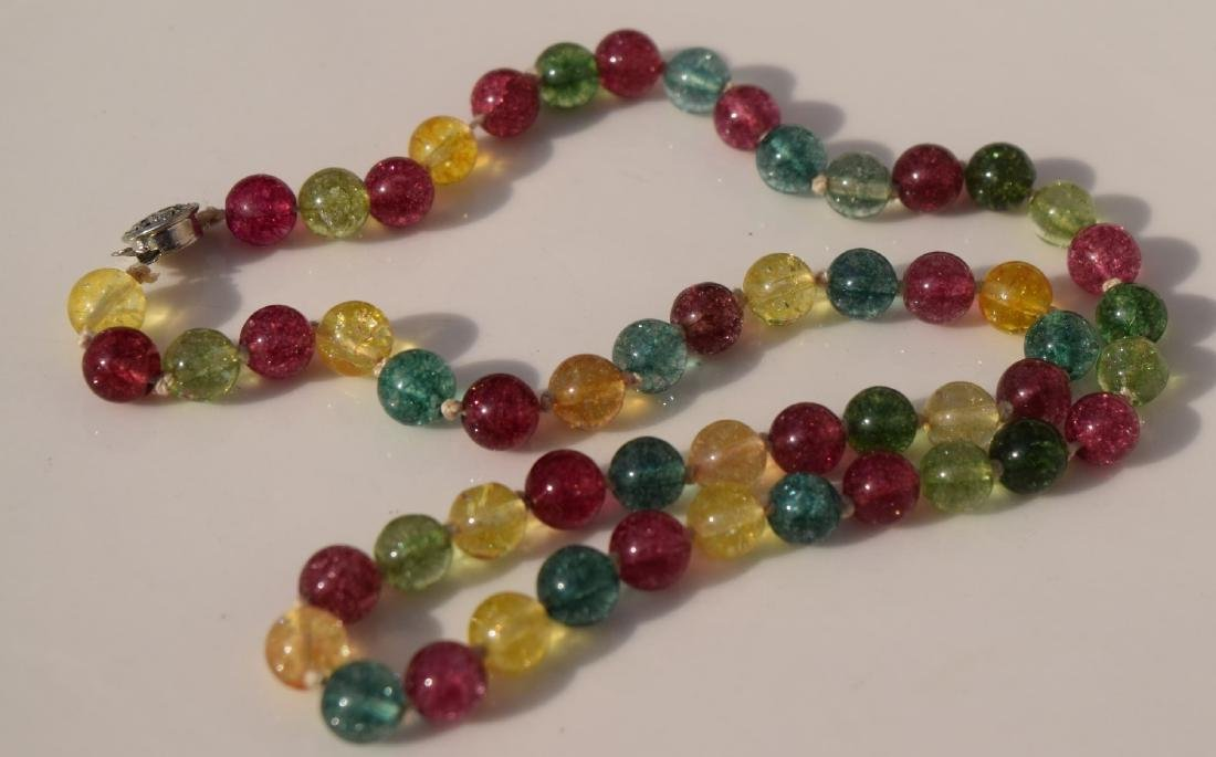 A Bead Necklace