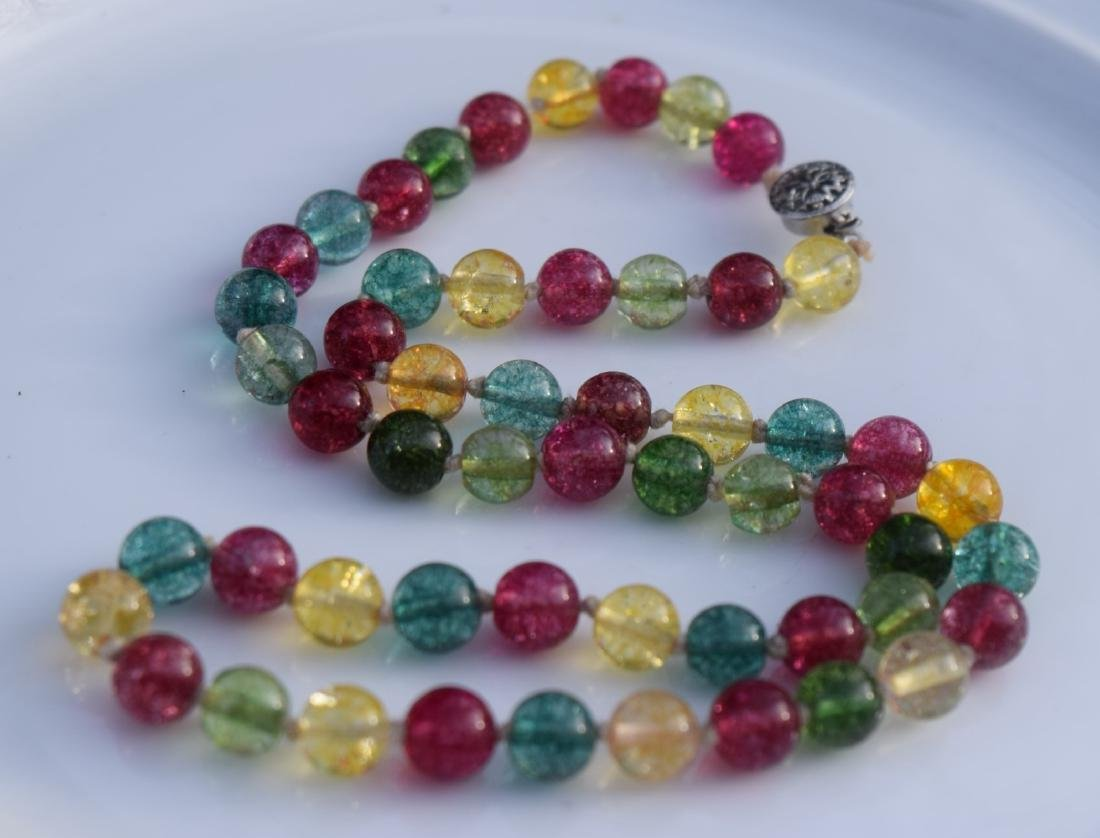 A Bead Necklace - 3