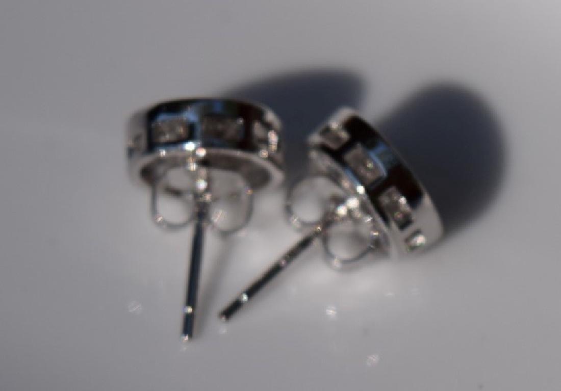 Pair of Silver Earrings - 2