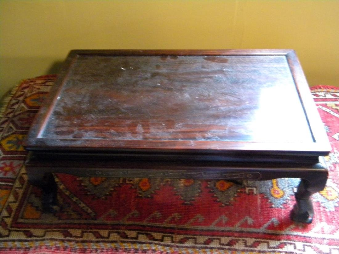 Antique Chinese Rosewood Table - 3