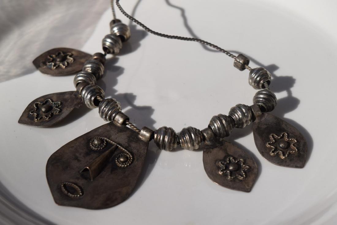 Vintage Bead Necklace - 2