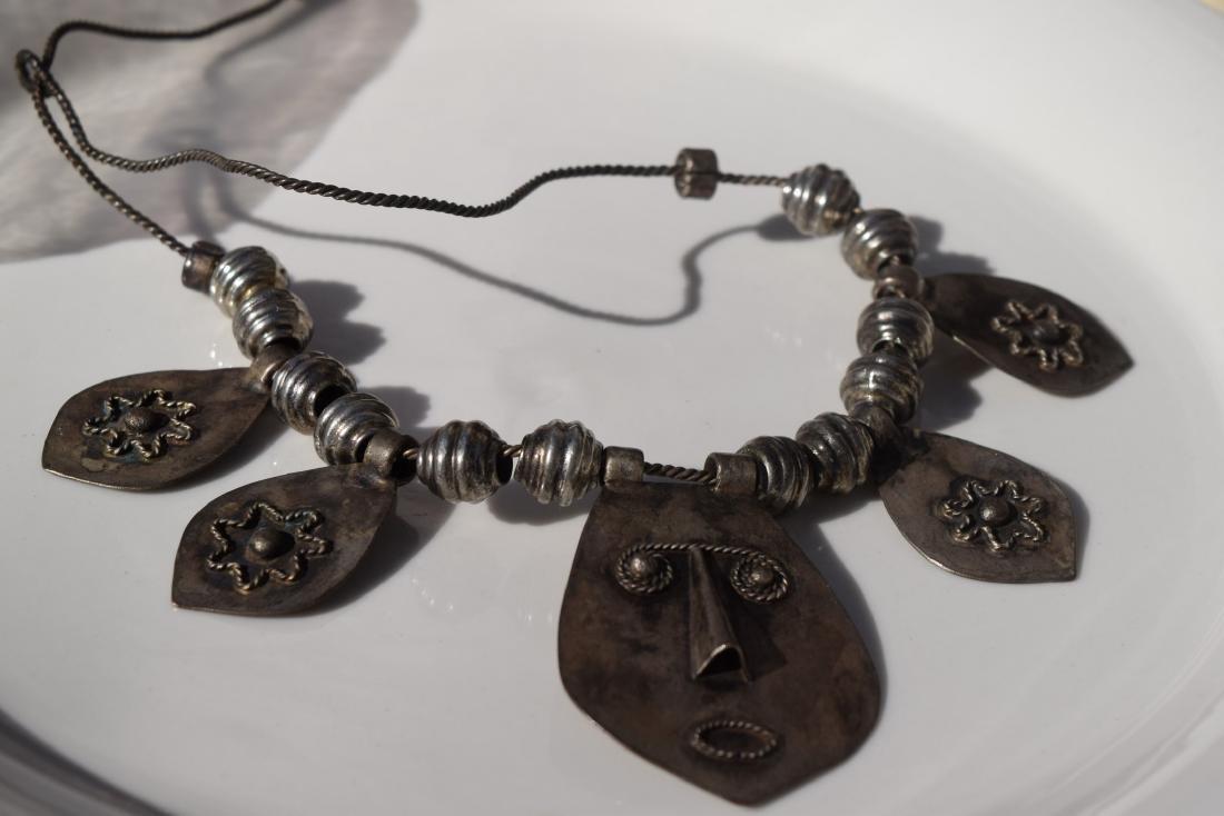 Vintage Bead Necklace - 3