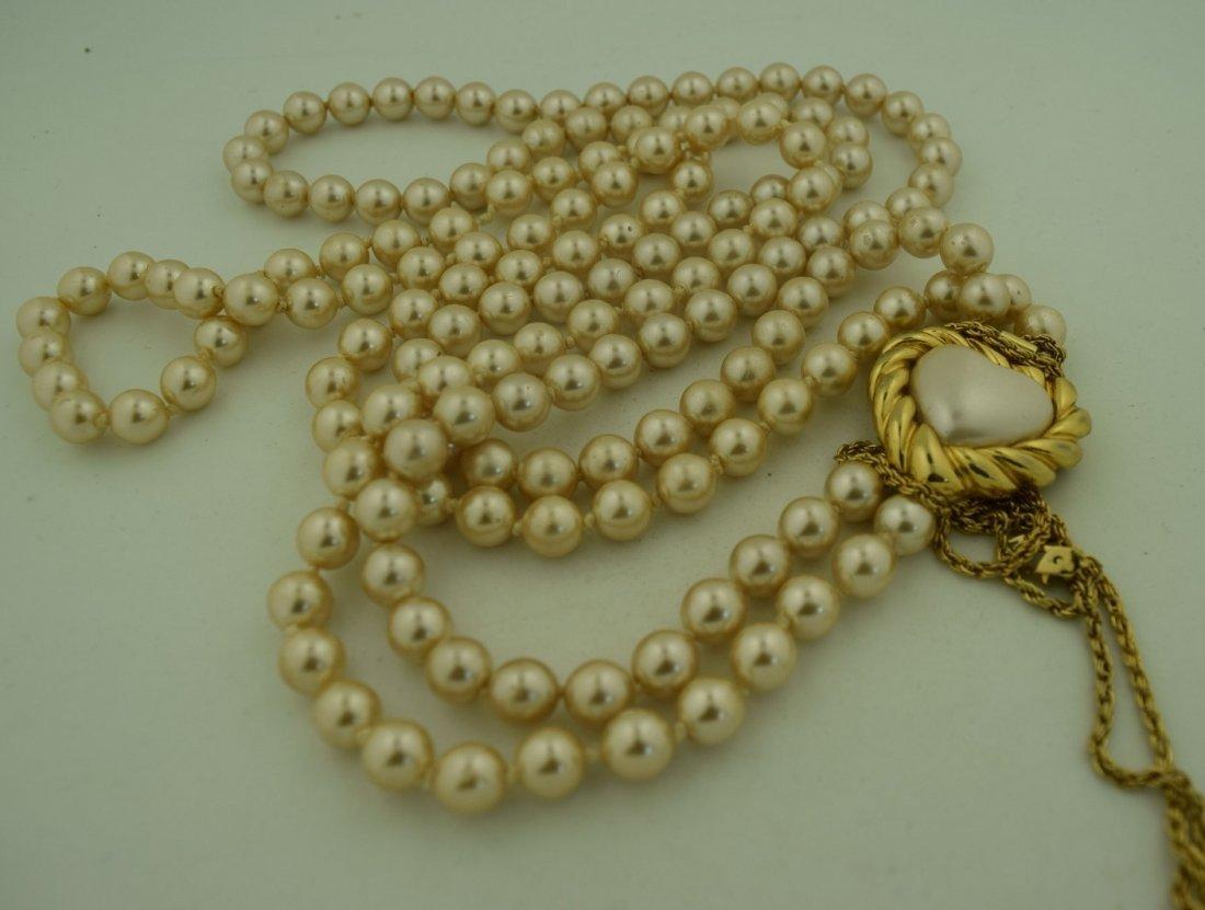 Vintage Pearl Belt
