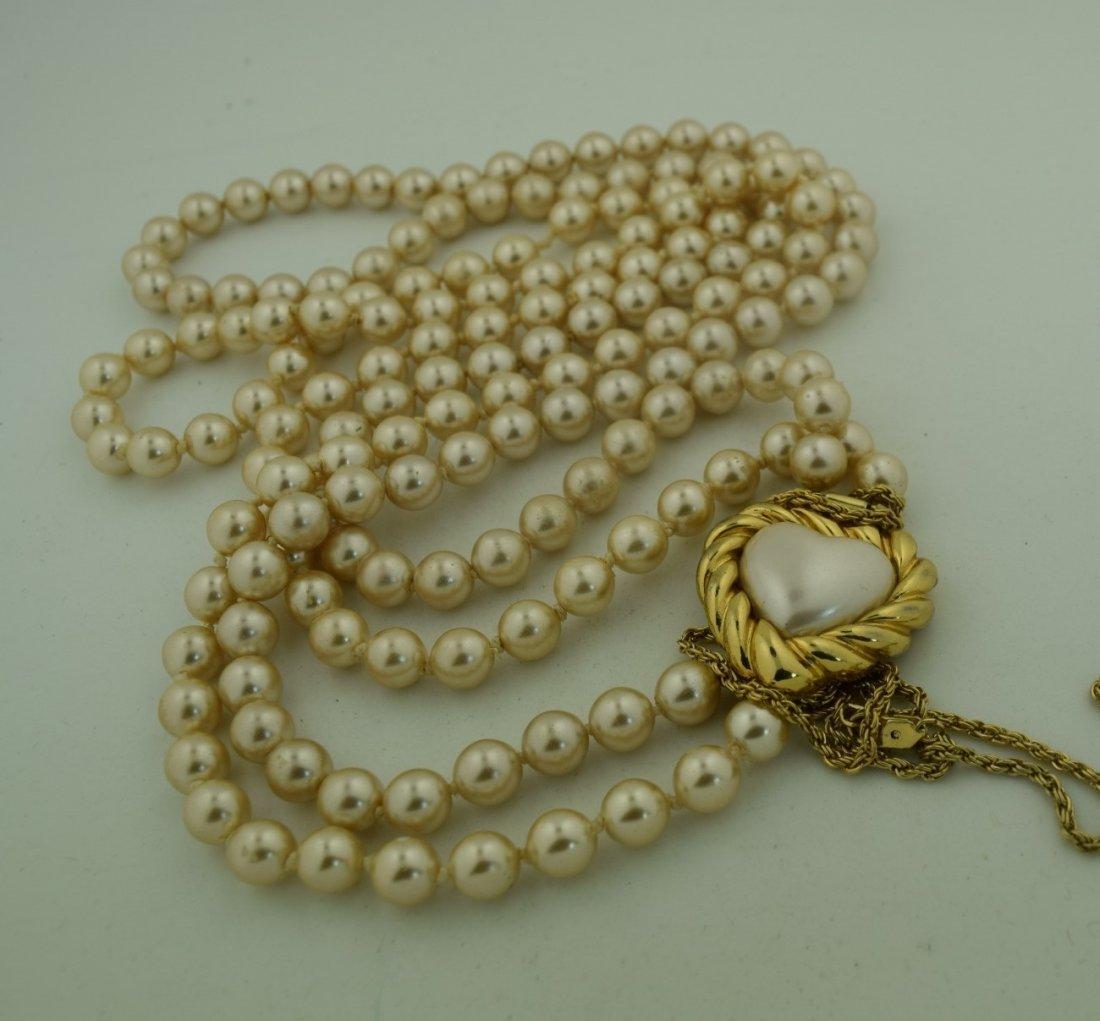 Vintage Pearl Belt - 2