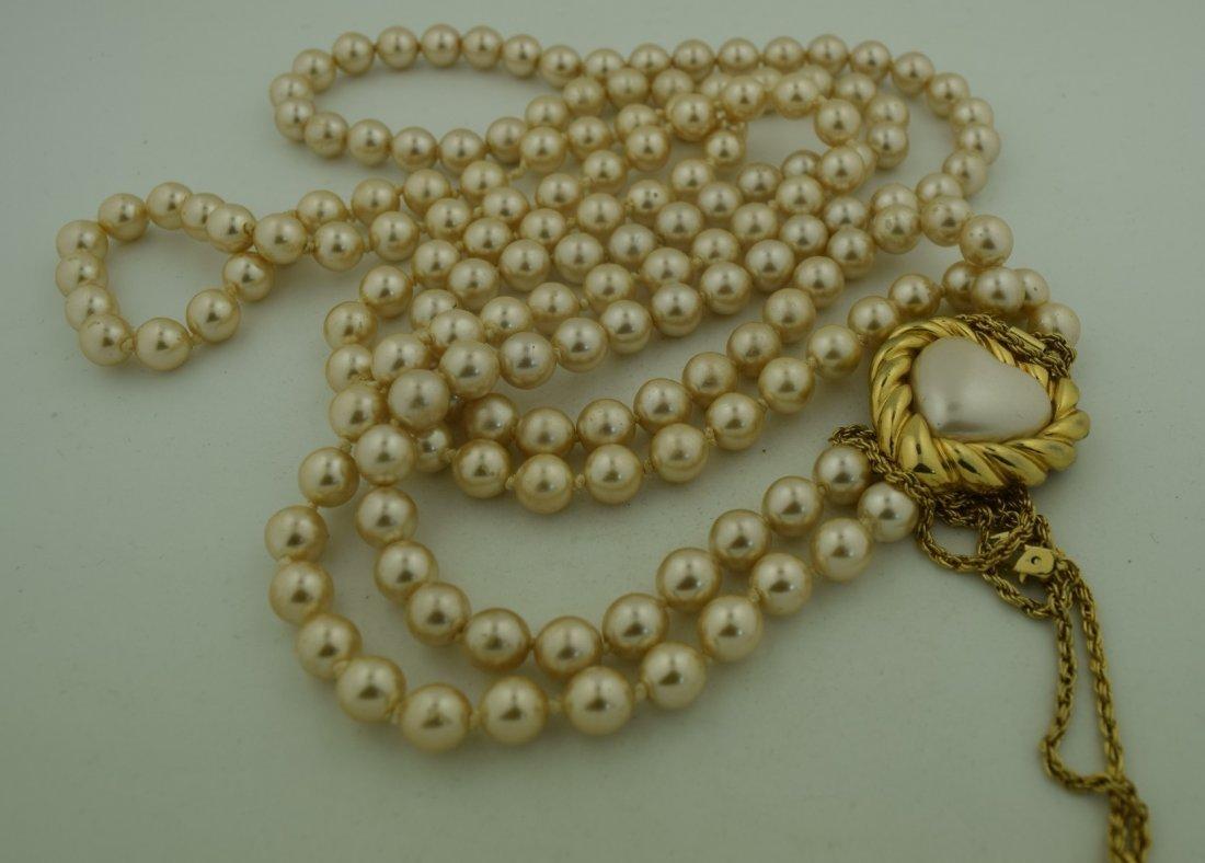 Vintage Pearl Belt - 3