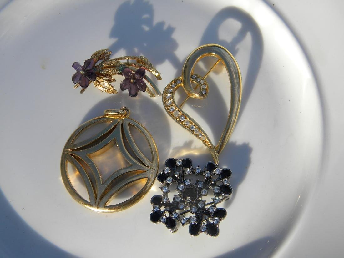 Group of Vintage Jewelry - 2