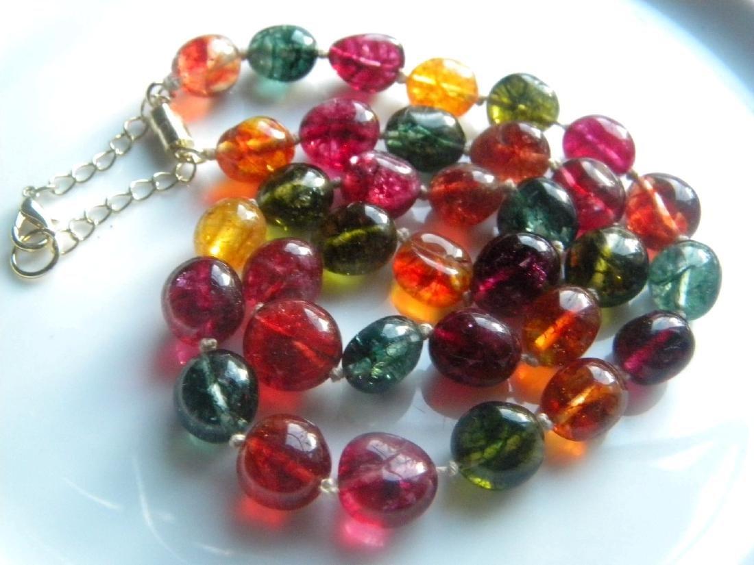 Vintage Tourmaline Necklace - 3
