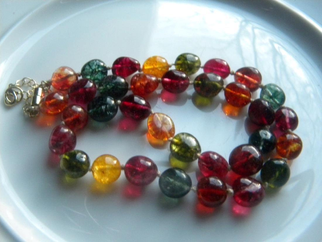 Vintage Tourmaline Necklace - 4