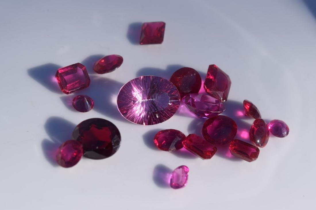 Group of Ruby Loose Cabochon - 3