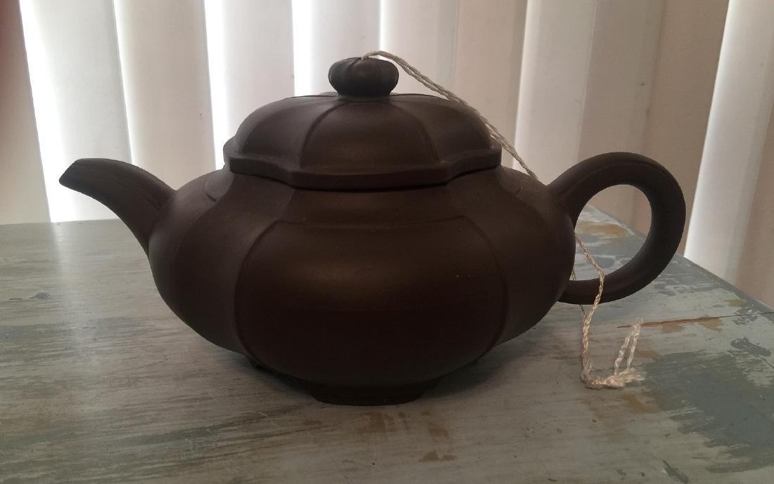 Antique Yixing Zisha Teapot