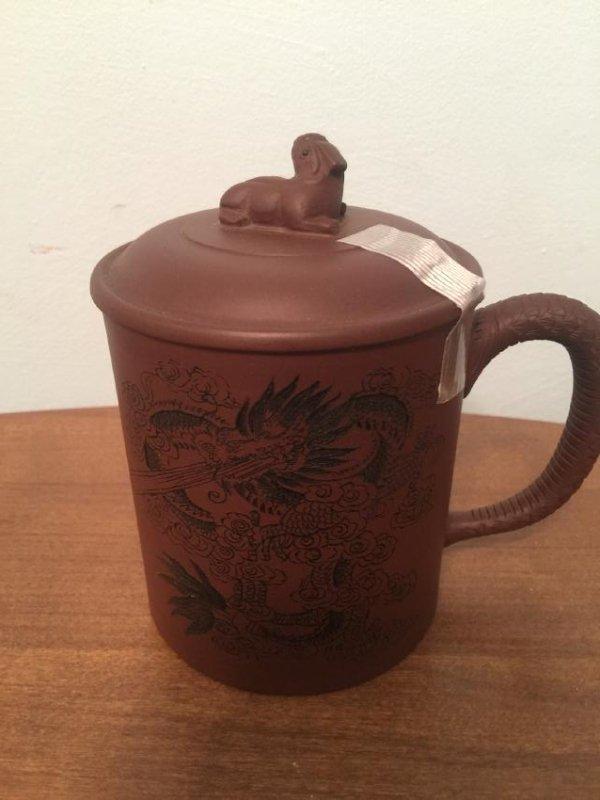 Antique Yixing Zisha Cup
